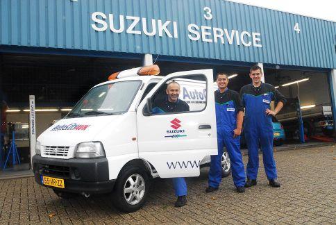 AutoCity AVK - Suzuki-service